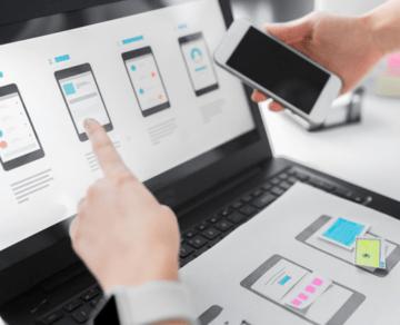 mobile design digitization